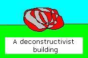 Deconstructivist House
