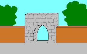 Recognizable Entrances
